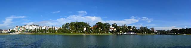 Lac Dai Lai au Vietnam