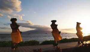 Luau culture Honolulu