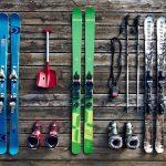 Materiel de ski montagne