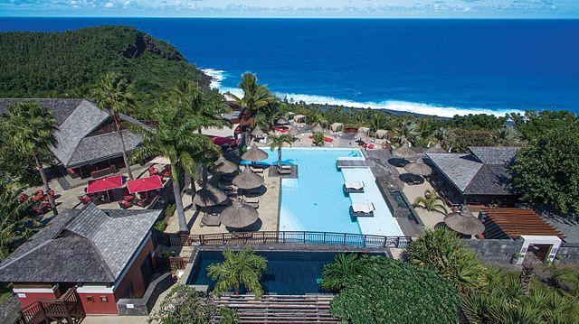 Palm Hotel et Spa a Manapany Les Bains