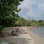 Plage Sainte Luce Martinique