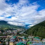 Bhoutan Paro Asie