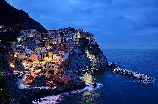 Italie Europe voyage ete