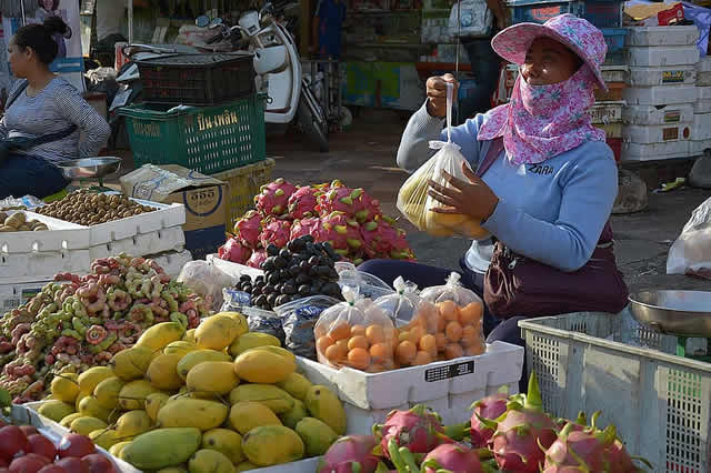 La vie au Cambodge