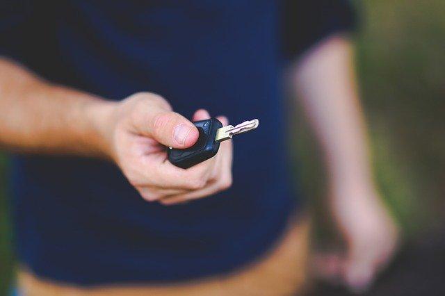 Rendre la voiture louer