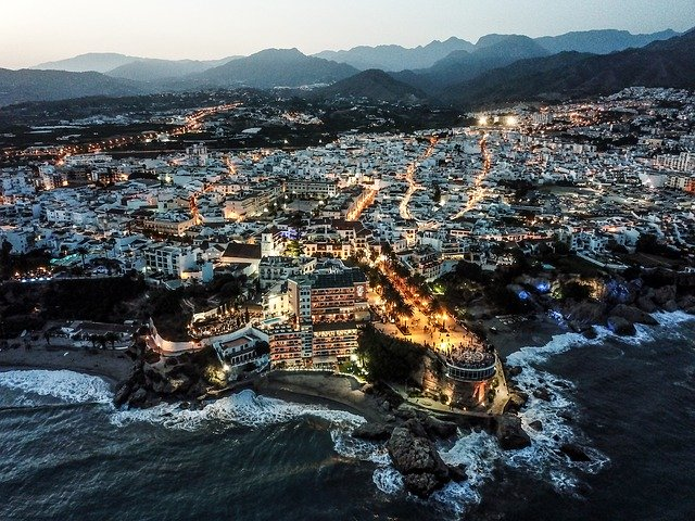 Andalousie Espagne voyage