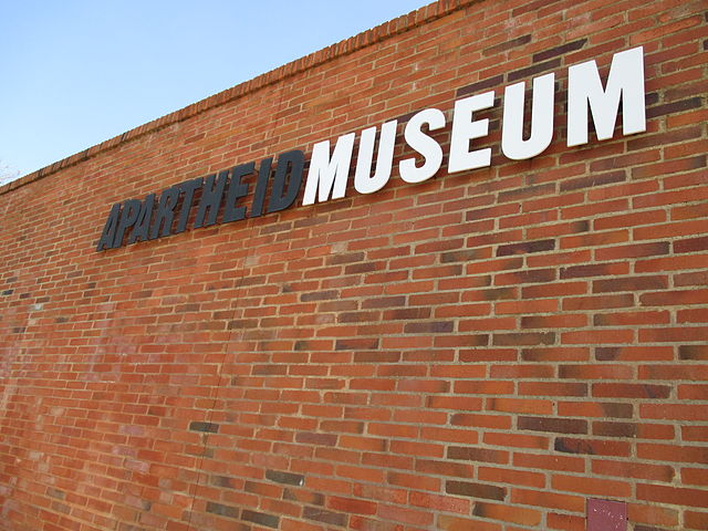 Musee Apartheid Johannersburg