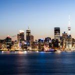 Auckland Nouvelle Zelande 2021