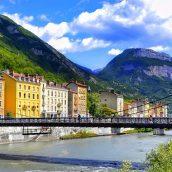 Grenoble une ville parfaite pour découvrir la montagne