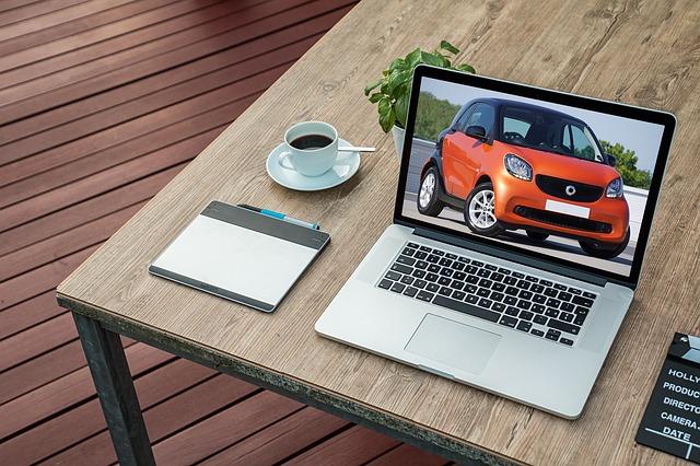 Location voiture internet