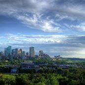 Ouest canadien: profiter des charmes de la ville d'Edmonton