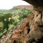 Falaise de Bandiagara Mali