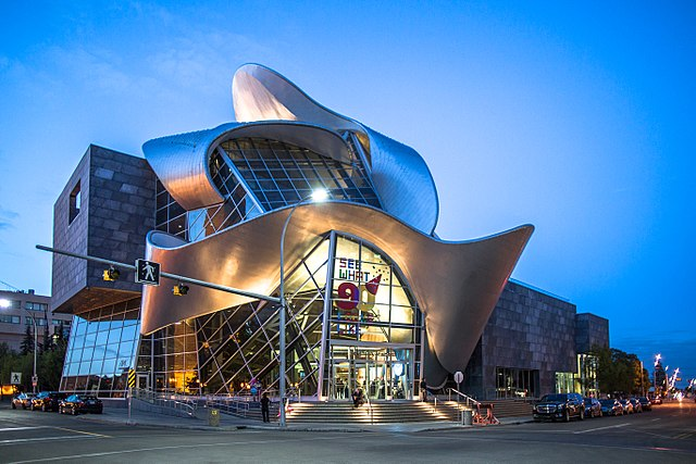 Galerie art Alberta Edmonton