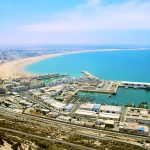 Maroc Agadir plage