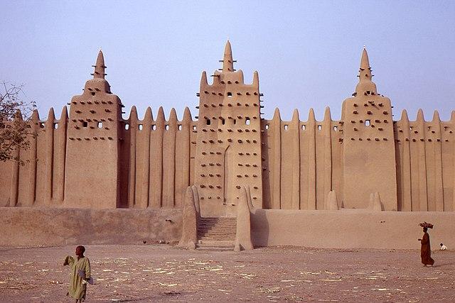 Mosquee de Djenne Mali