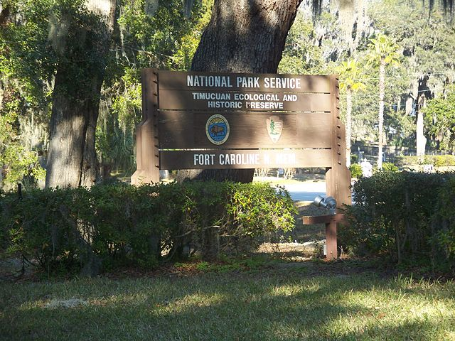 Timucuan Ecological and Historical Preserve Jacksonville