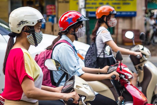 Vietnam coronavirus masque