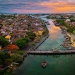 Vietnam ville paysage