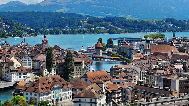 Lucerne Suisse Europe