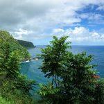 Hana Hawaii USA road trip