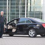 Location voiture de luxe avec chaffeur