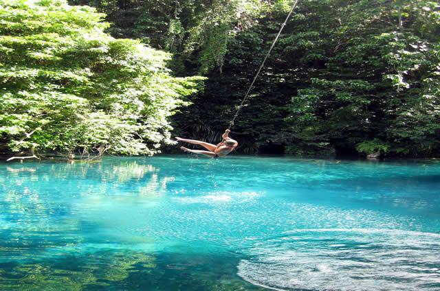 Blue Hole Vanuatu