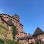 Chateau du Haut Kœnigsbourg Alsace France
