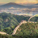 Chine paysage destination touristique