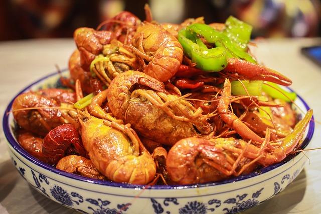 Cuisine plat chinois Chine