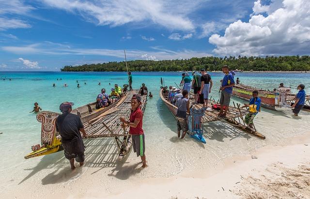 Papouasie Nouvelle Guinéeplongée