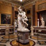 Galerie Borghese Rome Italie