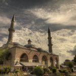 Mosquee Eski Camii Edirne Turquie