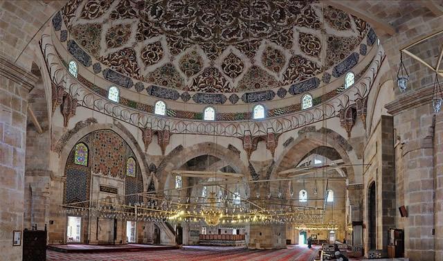Mosquee aux trois balcons Edirne Turquie