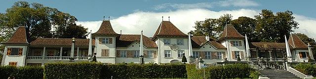 Chateau de Waldegg Soleure Suisse Europe
