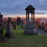 Cimetiere Glasgow Ecosse
