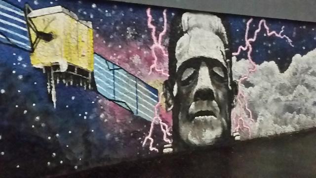 Glasgow Mural Trail Ecosse