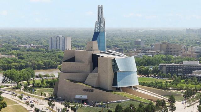 Musee Canadien des Droits de la Personne Winnipeg Canada