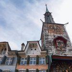 Tour Horloge de Soleure Suisse Europe