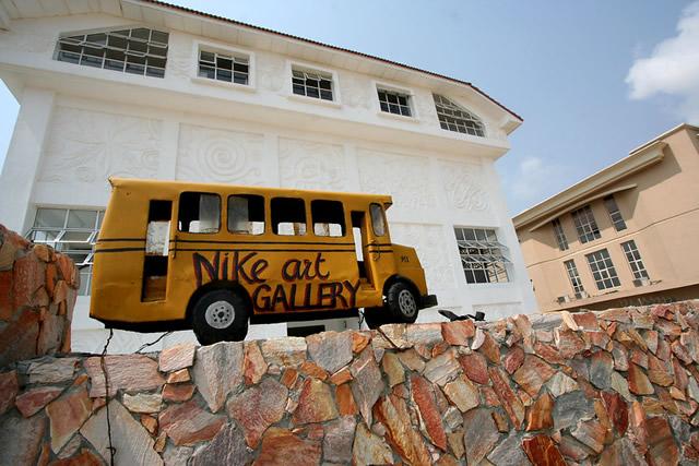 Galerie art Nike Lagos Nigeria