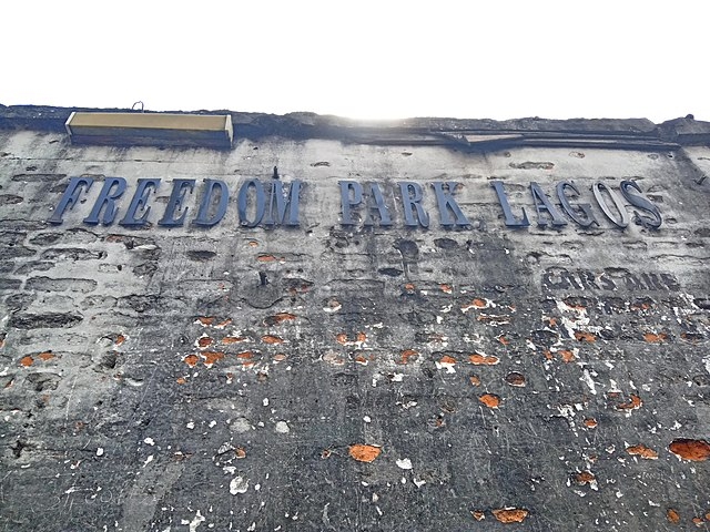 Parc de la Liberte Lagos Nigeria