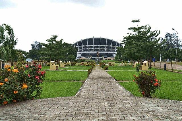 Theatre National Lagos Nigeria