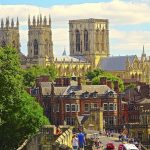 York Angleterre cathedral