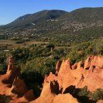 Partir à la découverte du Colorado Provençal de Rustrel